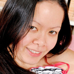 Angela hazel. Lovely bubbly Filipina from Las Vegas with big curves!