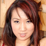 Kitty2. Horny Chinese hottie plays with toy!